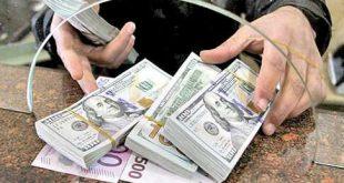 قیمت دلار 27 آذر 98